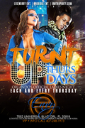 TURNT UP JAN 2010 FRONT