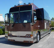 The OFFICIAL Core DJ's Tour Bus 2010