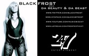 BLACK FROST PROMO