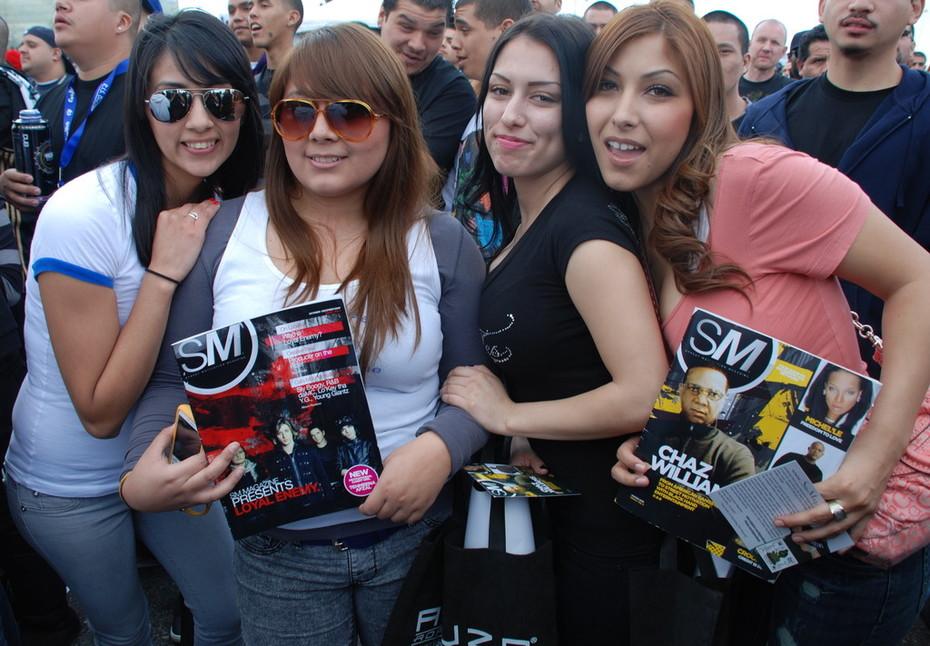 Dub Show 2010 & Street Motivation Magazine