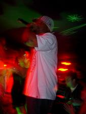 Show in Vegas (Voodoo Lounge)