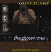 R E L_What It Do__CDcover