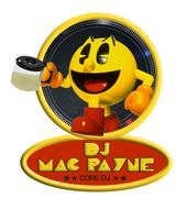 DJ MAC PAYNE LOGO