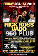 SEE 950 PLUS OPEN UP FOR RICK ROSS OCT1ST