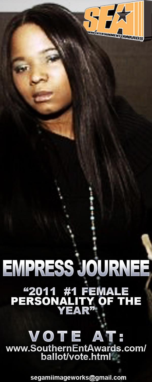 Empress Journee- 2011 SEA Vote Promo