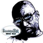 SmackWater - Brick Talk T-Shirt by Rob Low