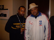 Pioneer DJ Hurricane and Frankie Lane of Xtra Sharp Ent. Core Retreat XIII Atl 2010