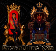 Fire and DP Queen and King