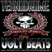 TEKN UGLY BEATS 2011 LOT Promo copy