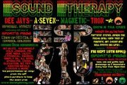 SOUND THERAPY FLYERS