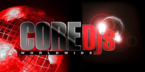 Core DJs Worldwide Logo