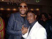 Daniel Azure with Ed Lover