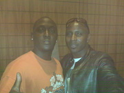 Daniel Azure The CEO of Grand Royal & Barry Howard of Head Quarter Recordings