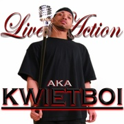Live Action aka Kwietboi