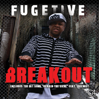 Breakout CD Cover