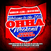 Welcome To The 2011 Ohio Hip Hop Awards Weekend Mixtape Mixed By The CORE DJ's Own DJ SKNO™