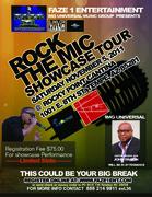 rock the mic AZ