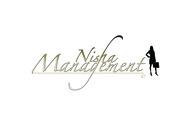 Nisha Managment Logo (2012) white