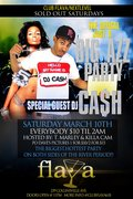 DJ CASH AT CLUB FLAVA (ST LOUIS)