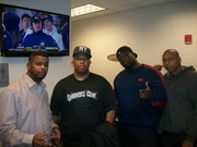 Dj Marvin Prince, Dj Premier (Gang Starr), Chip fu & Dj Christopher Michaels