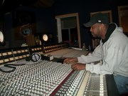Marvin Prince on the SSL Board