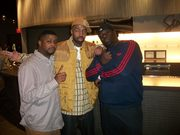 Dj Marvin Prince, Grand Daddy IU & Chip fu
