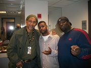 Kool Herc (God Father of Hip-Hop), Dj Marvin Prince & Chip fu
