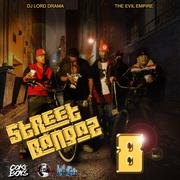 Dj Lord Drama Street Bangaz Vol 8 Cover