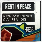 ALIVE5 REST IN PEACE
