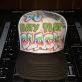 DJ FLATY FLAT BLACK -- GOOD LUCK HAT