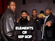 THE SUPPORTER OF ELEMENTS OF HIP-HOP