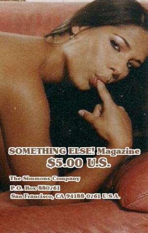 """SOMETHING ELSE!"" Singles Magazine"
