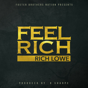 Rich Lowe-Feel Rich_Single cover