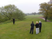 Winter Greensomes Final 2010
