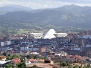 Il Palacio de Exposiciones y Congresos di Calatrava a Oviedo
