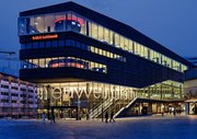 La Nieuwe Bibliotheek di Almere in Olanda