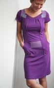 Lou Reed Organic Dress