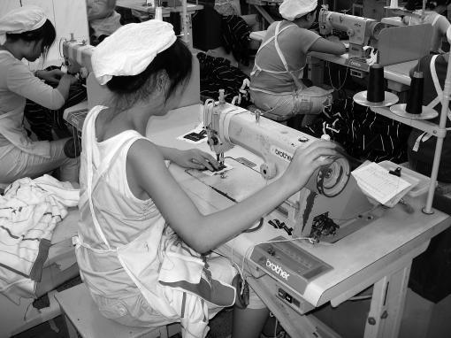 Garment Workers supplying Aldi