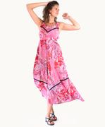 Glamourous Hot Pink Rani Maxi Dress