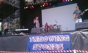 Throwing Stones at Summerfest