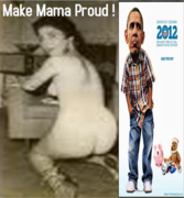 Obama Understands The Plight of a Single Mama Vote for Obama 2012
