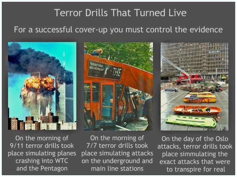 Terror Drills