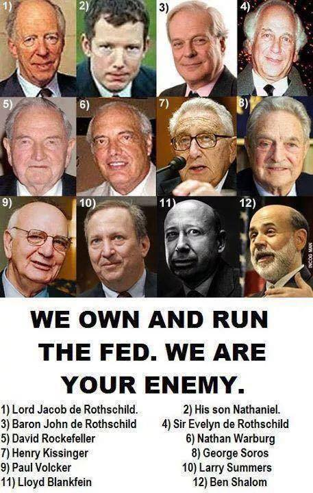 Owners of the Fed
