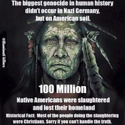 The Biggest Genocide