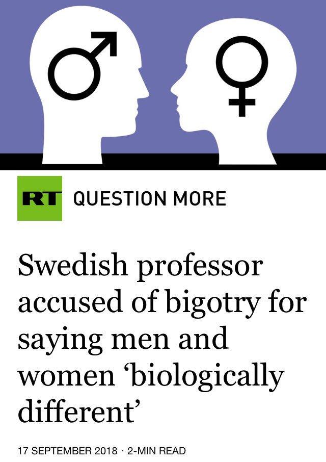 SWEDEN - UNENRICHMENT - OUTRAGEOUS