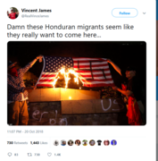 Hondurans Burning US Flag