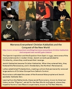 Marranos Everywhere! Christian Kabbalists and the Conquest of the New World