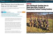 Guns - After Newtown, After Pittsburgh
