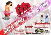 RED ND WHITE MEETS PINK ND WHITE - PRE VALENTINE'S DAY BASH