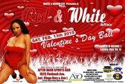 RED & WHITE AFFAIR - VALENTINE'S DAY BALL